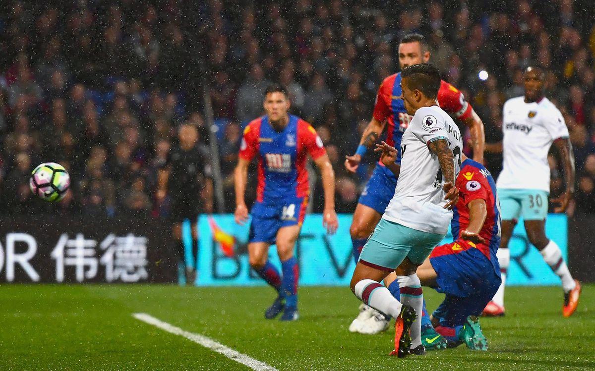 Crystal Palace v West Ham United - Premier League
