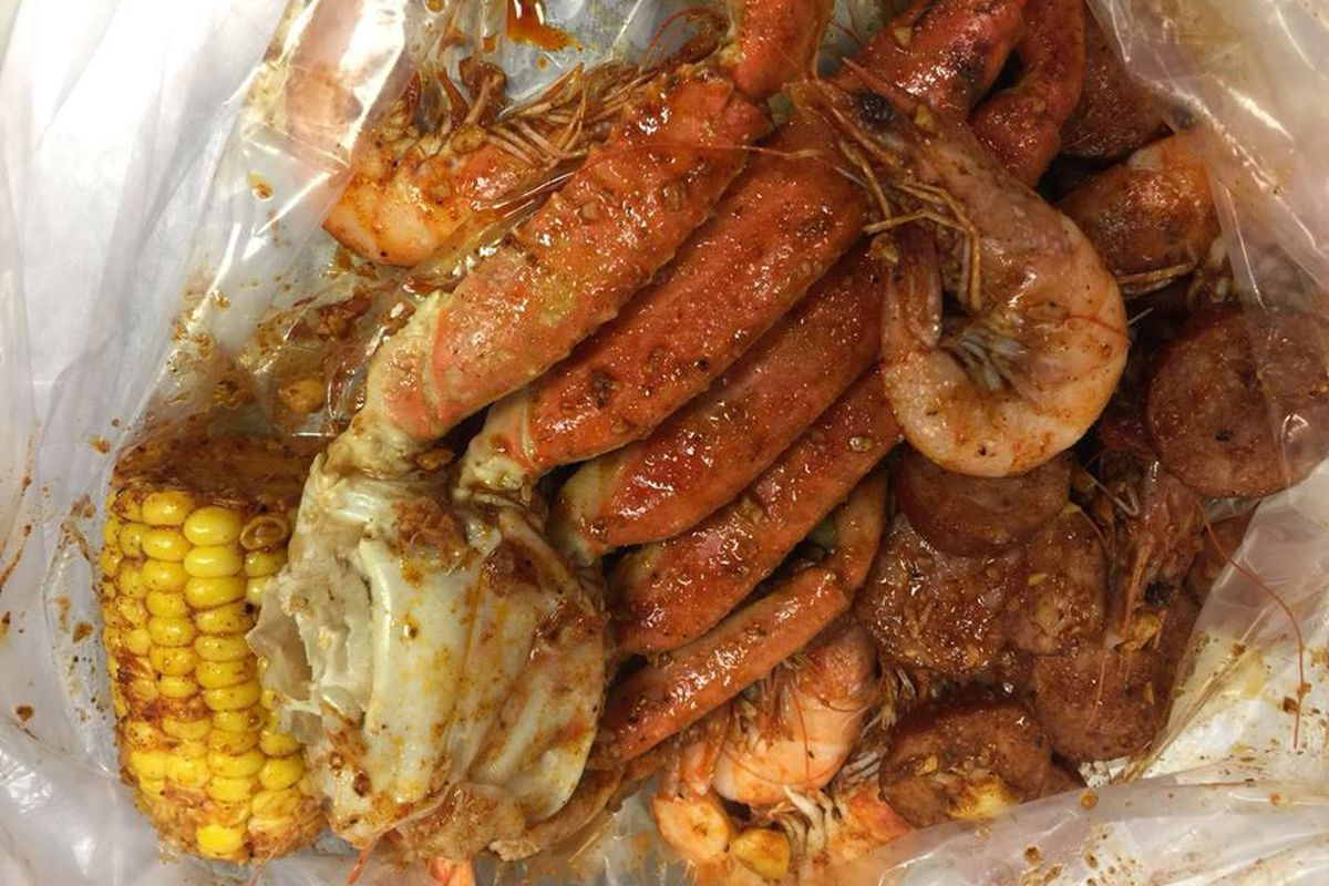 Cajun Style Seafood And Sausage At Asiatique Facebook D C Restaurant Openings