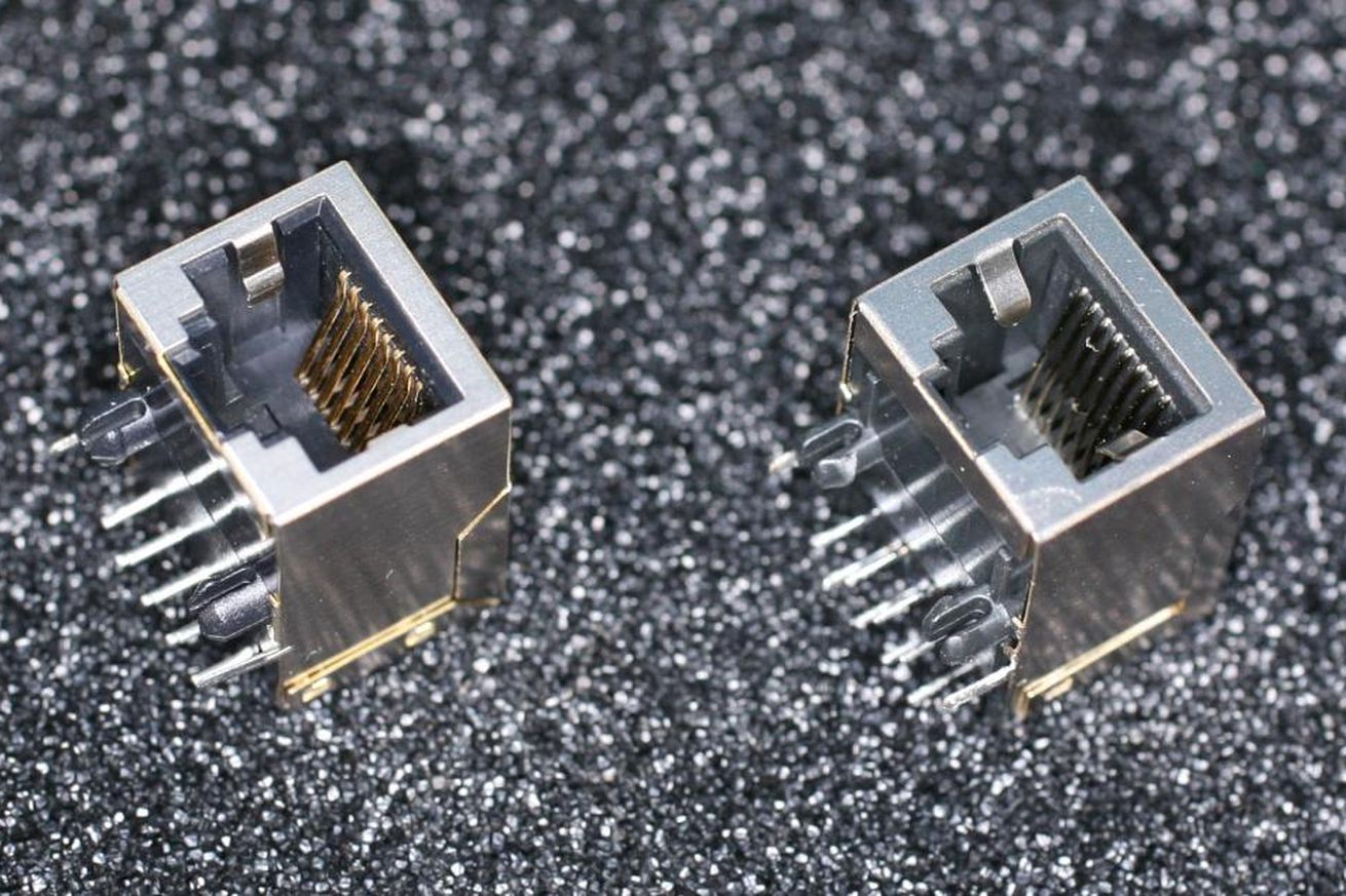 tampered chinese ethernet port used to hack major us telecom says bloomberg report