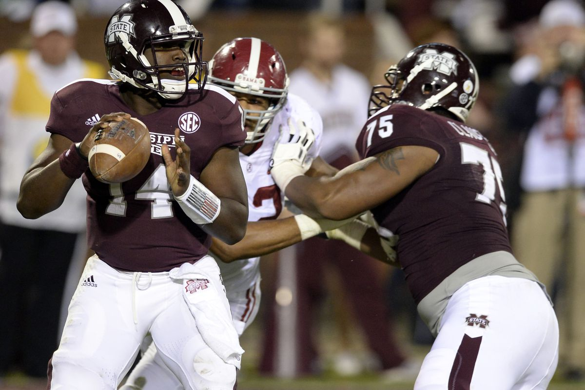 Could the freshman QB be starting for MSU on the road in Little Rock Saturday?