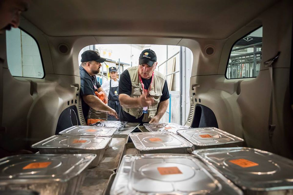 José Andrés and World Central Kitchen Have Served 130,000 People ...