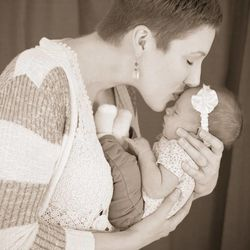 Heather Choate was diagnosed with breast cancer when she was 16 weeks pregnant with her sixth child.