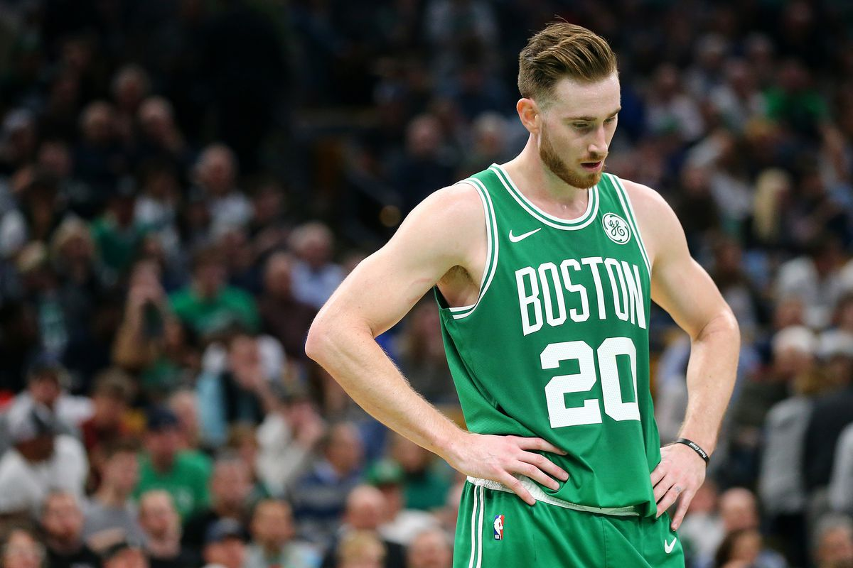 07b13ff9f9de The Celtics already had a team meeting. What s going on with Boston  New ...