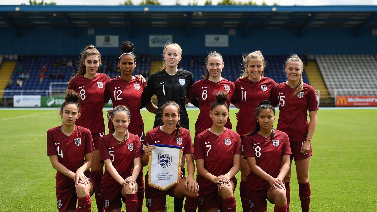 Republic of Ireland v England - Women's U16 International Friendly