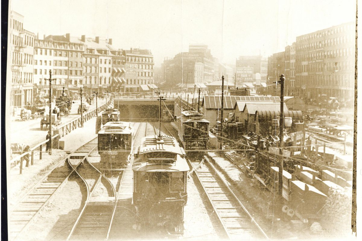 Boston subway construction: How the city beat New York to