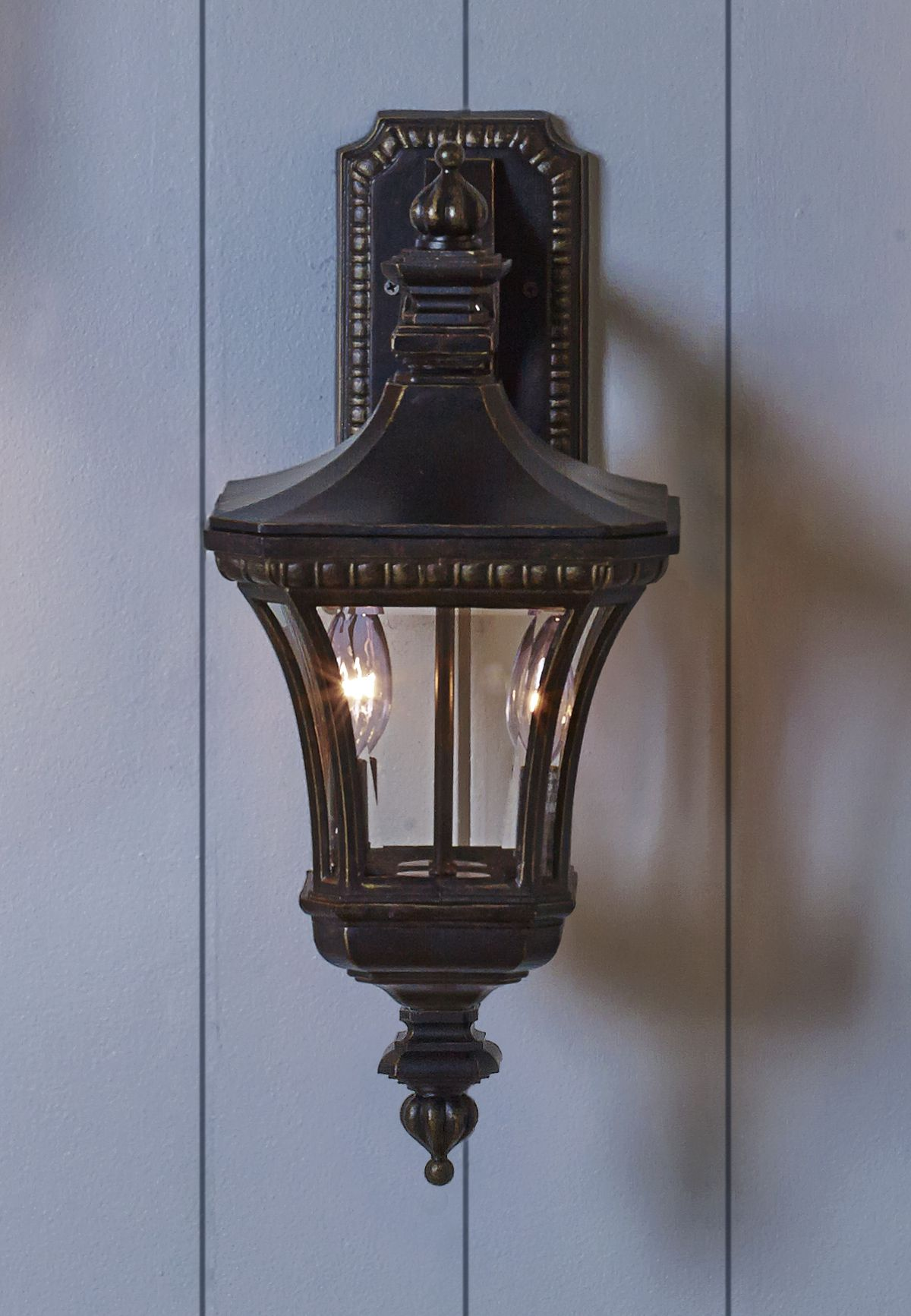 Victorian Era Wall Lantern