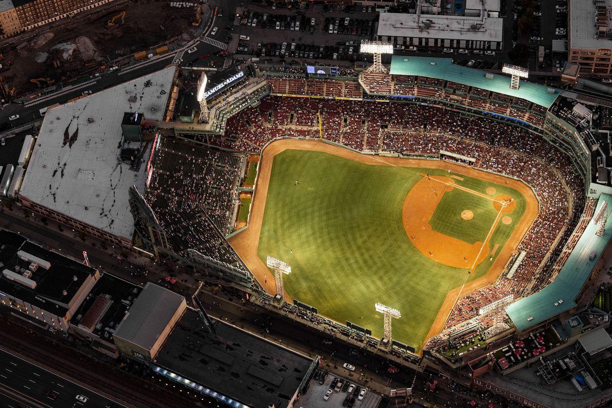 Minnesota Twins v Boston Red Sox