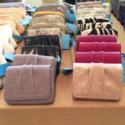 Mini Caroline bags, $95, were up to $225