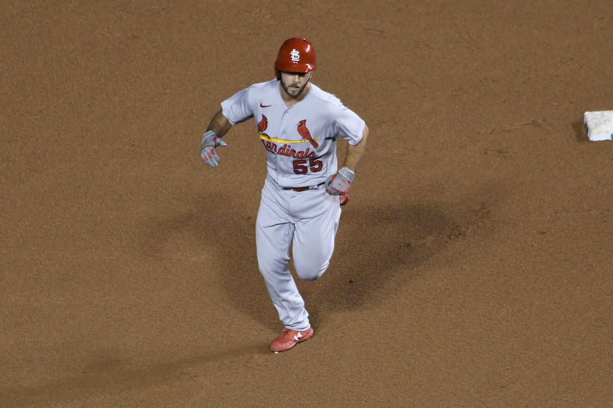 MLB: Game Two- St. Louis Cardinals at Chicago Cubs