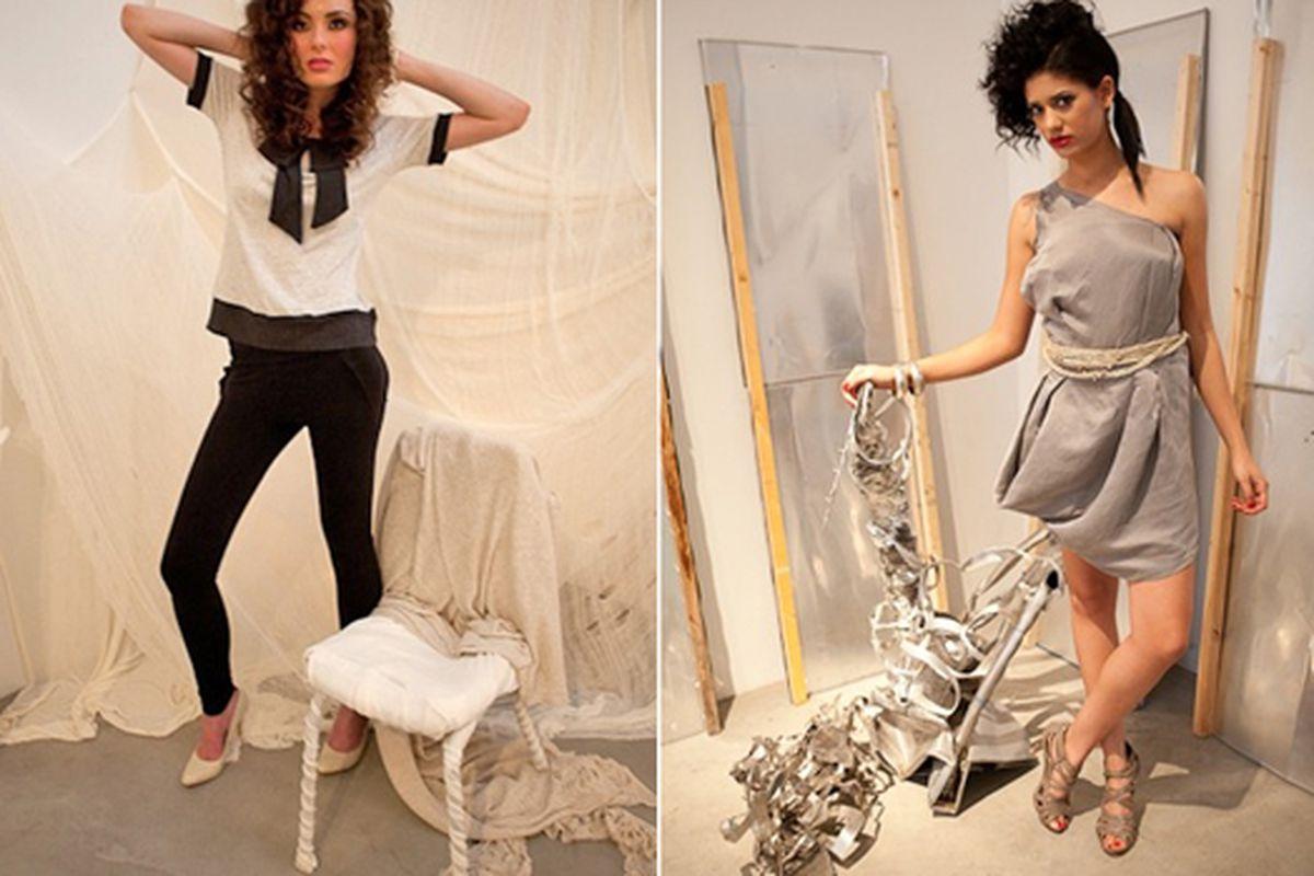 "A few ISM Mode looks from the most recent LA Fashion Week. Photos by <a href=""http://elizabethdanielsphotography.com"">Elizabeth Daniels</a>"