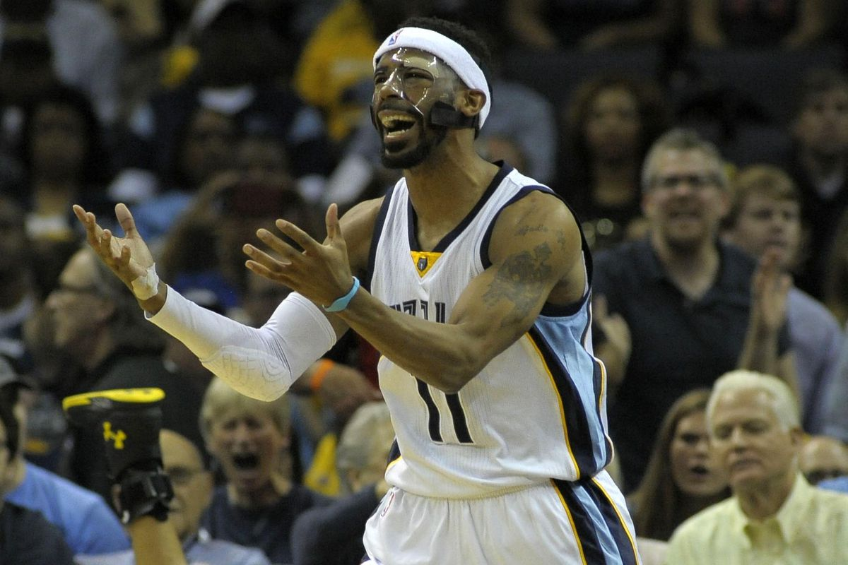 It was just one of those nights for Mike Conley and the Memphis Grizzlies