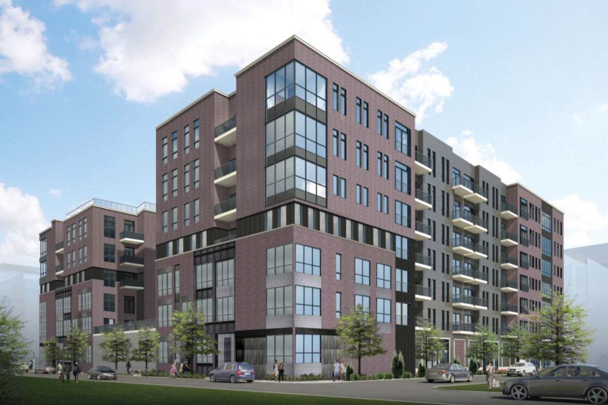 Apartment Complex Replacing Old Town Horse Les Among Projects Roved By The City