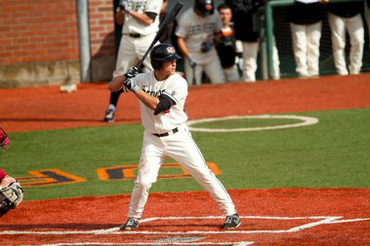 Dylan Davis Hopes To Lead The Beavers With His Hot Bat To A Super Regional Bearth