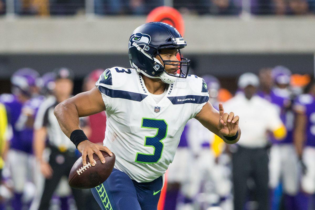 NFL: Seattle Seahawks at Minnesota Vikings