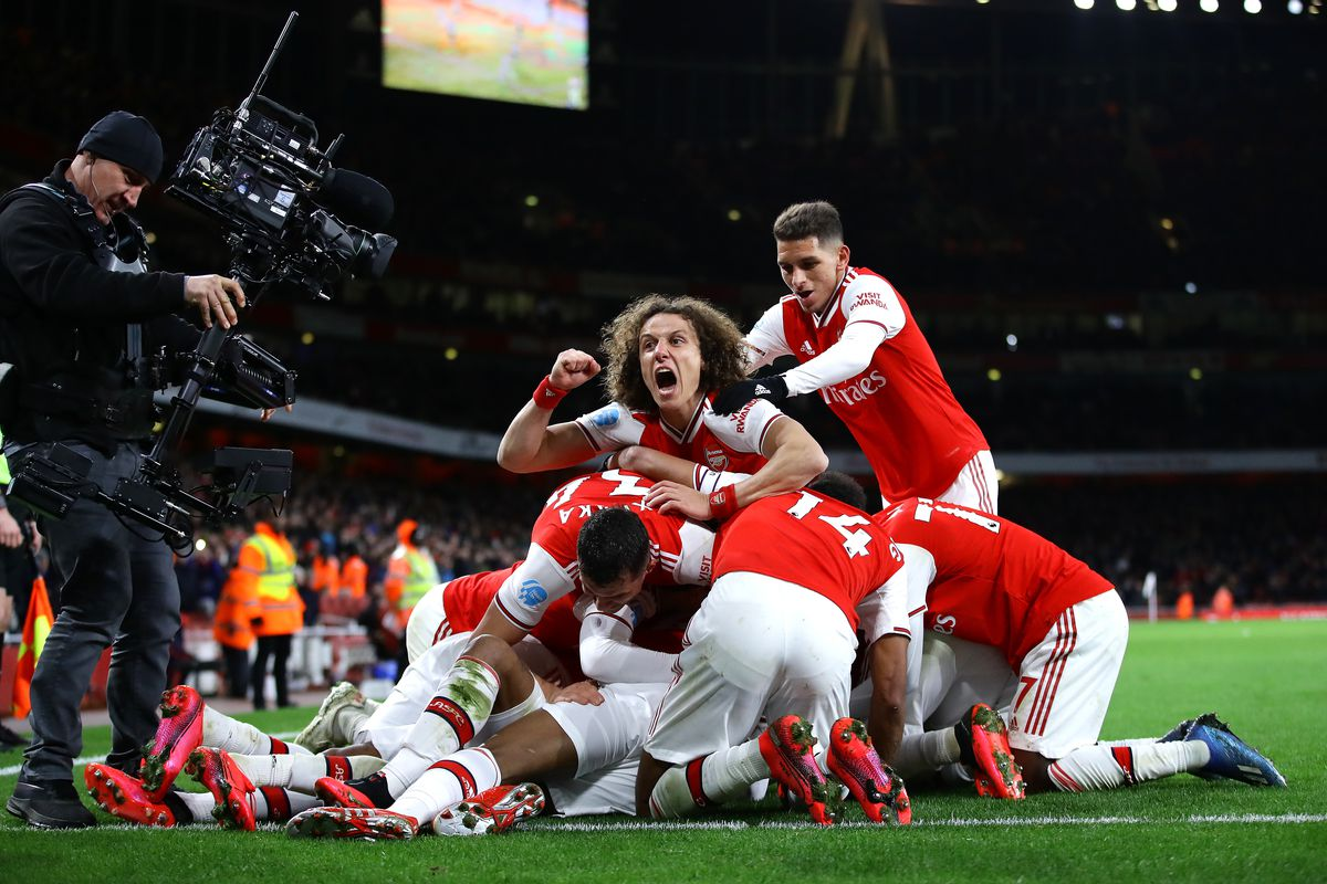Arsenal 4 Newcastle 0 Match Report Winning Is Good The Short Fuse