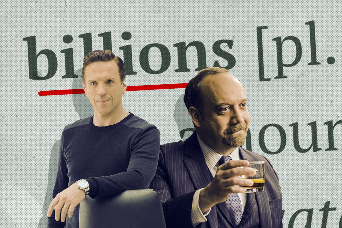 From Axe Cap to Ice Juice: The Showtime 'Billions' Dictionary - The