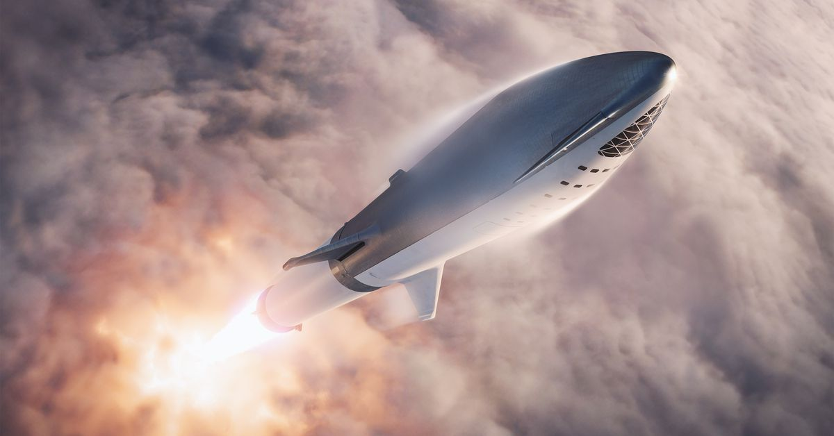 SpaceX's Starhopper moves closer to its first flight