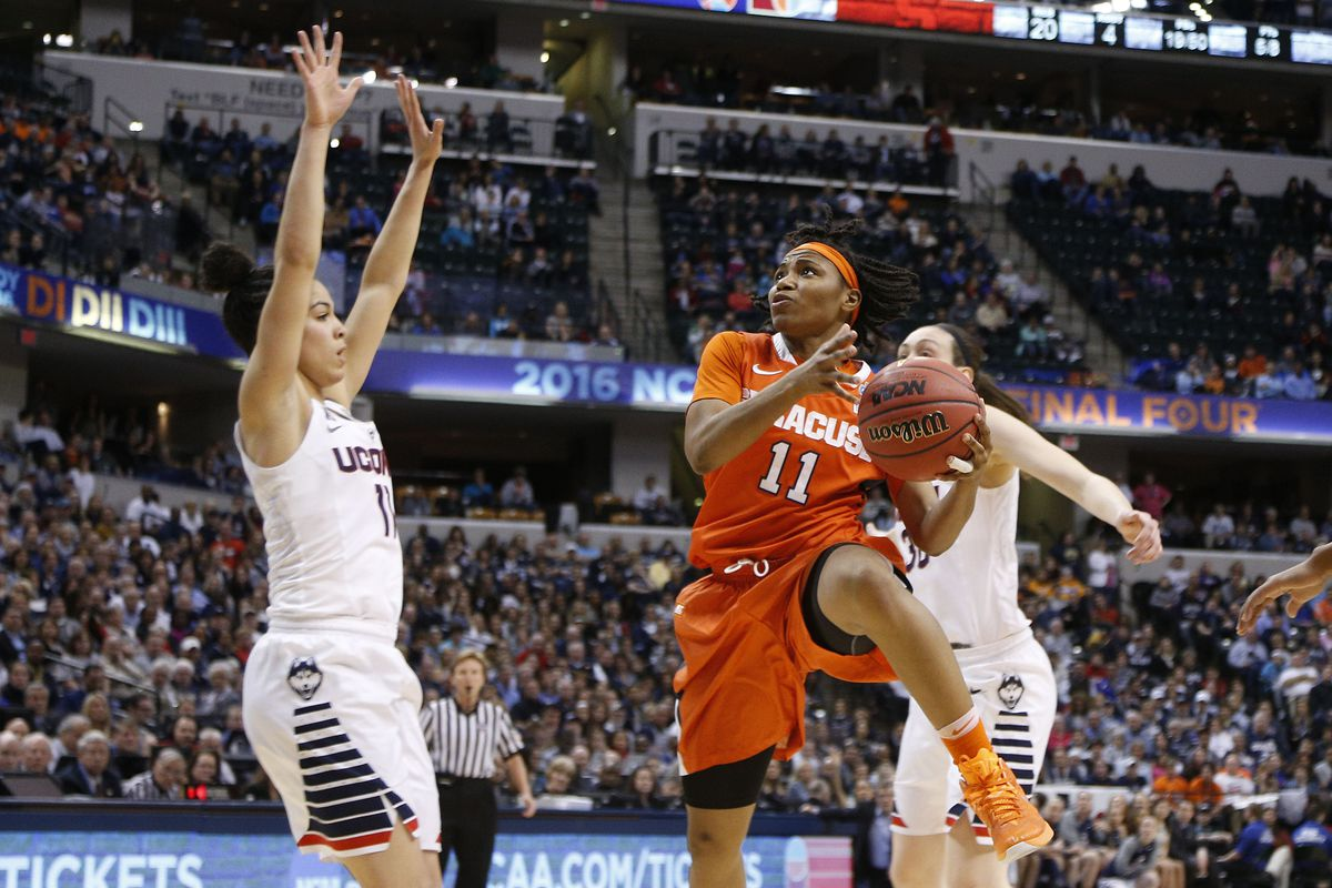 NCAA Womens Basketball: Final Four Championship Game-Syracuse vs Connecticut