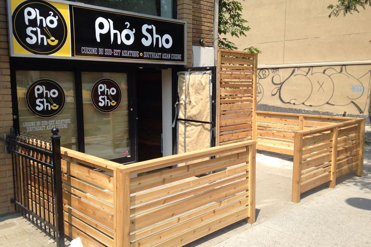 Tough times for Pho Sho