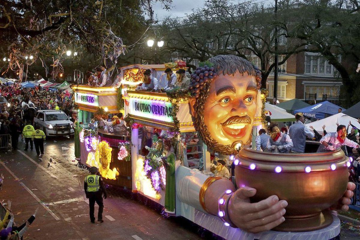 New Orleans Does It Best Photos Of Mardi Gras Festivities