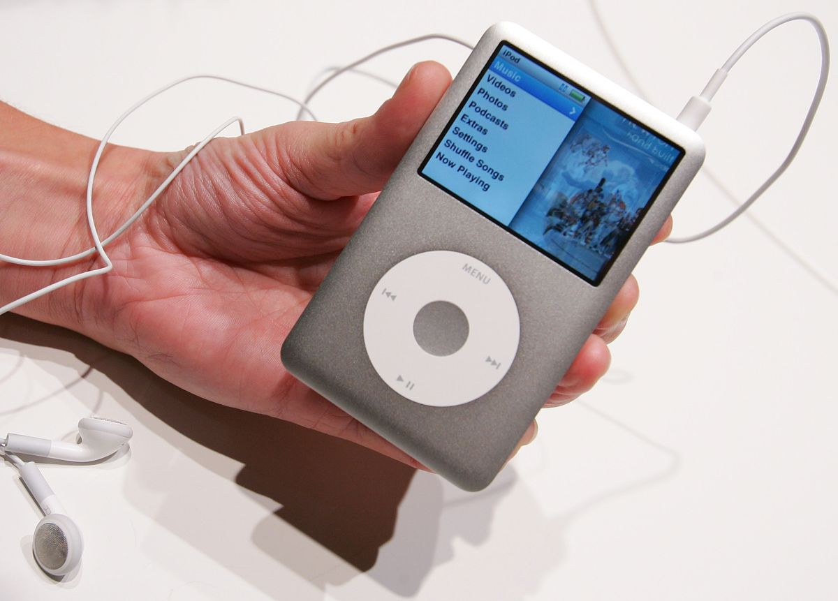New iPod Launch