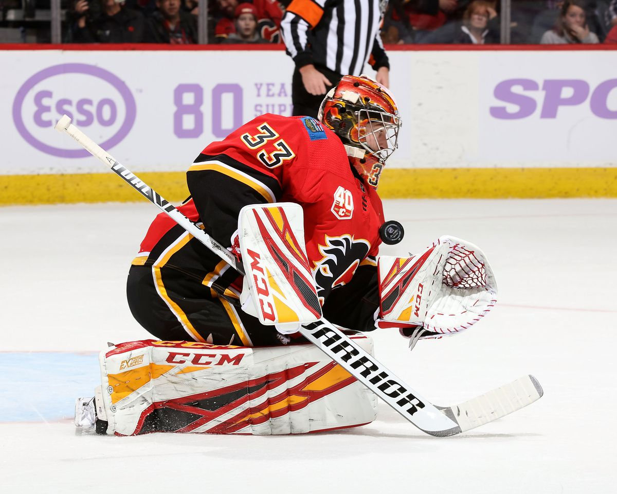 Arizona Coyotes v Calgary Flames