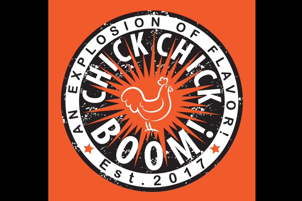 Chick Chick Boom logo