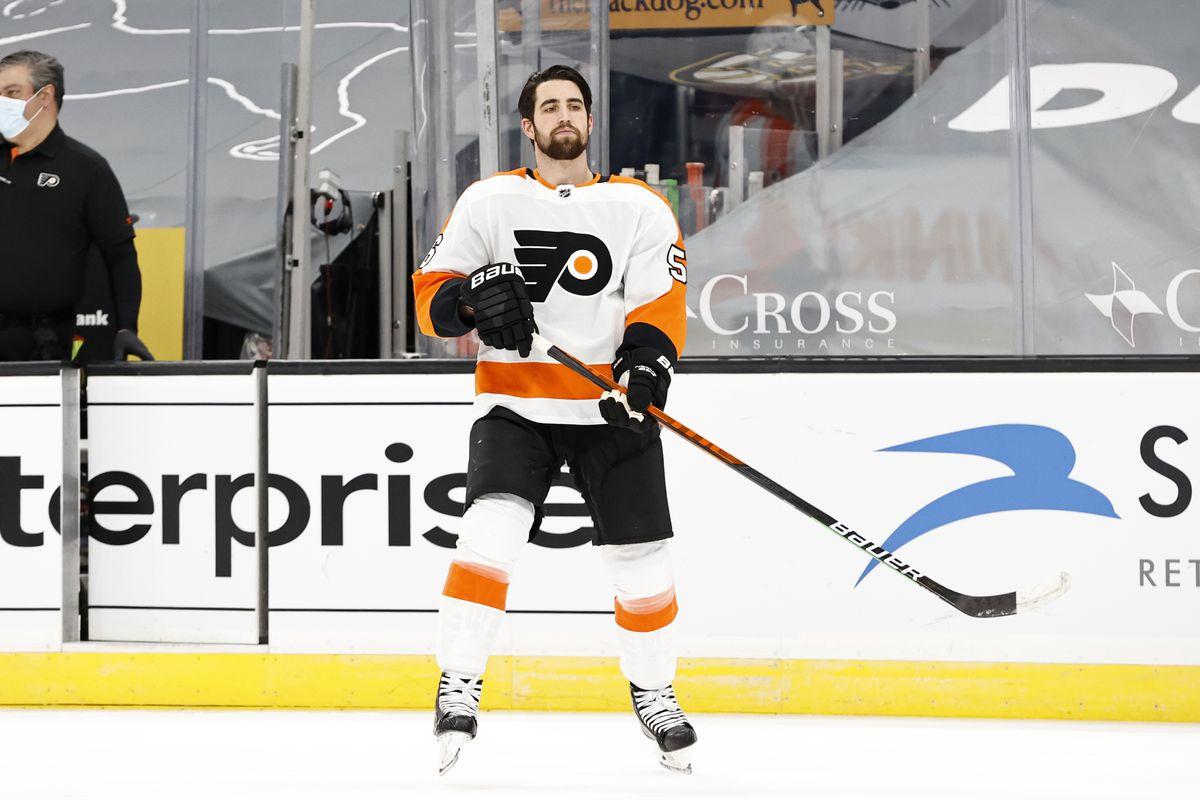 NHL: JAN 23 Flyers at Bruins