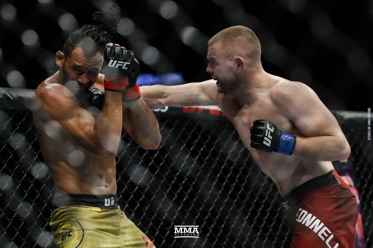 After upset of Michel Pereira at UFC Vancouver, Tristan Connelly calls him 'perfect opponent'