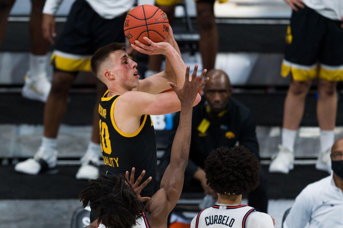 COLLEGE BASKETBALL: MAR 13 Big Ten Tournament - Illinois v Iowa