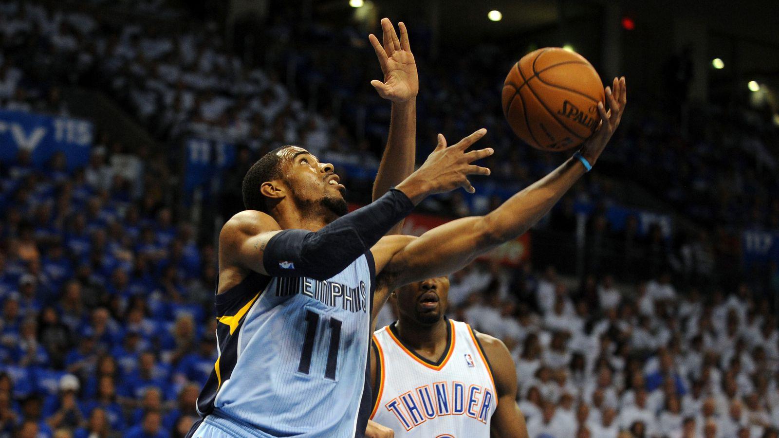 Nba Playoffs 2014 Okc Vs Memphis | Basketball Scores