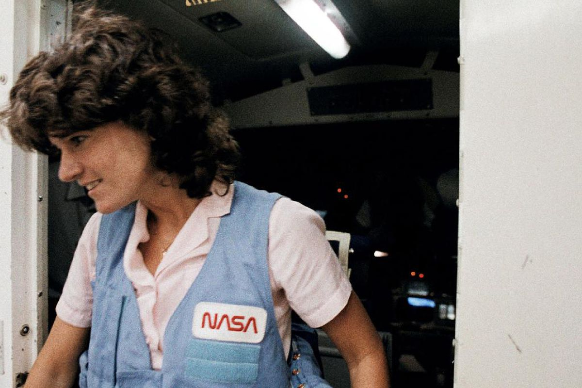 Sally Ride Gets Her Own Postage Stamp Soon Dribblese