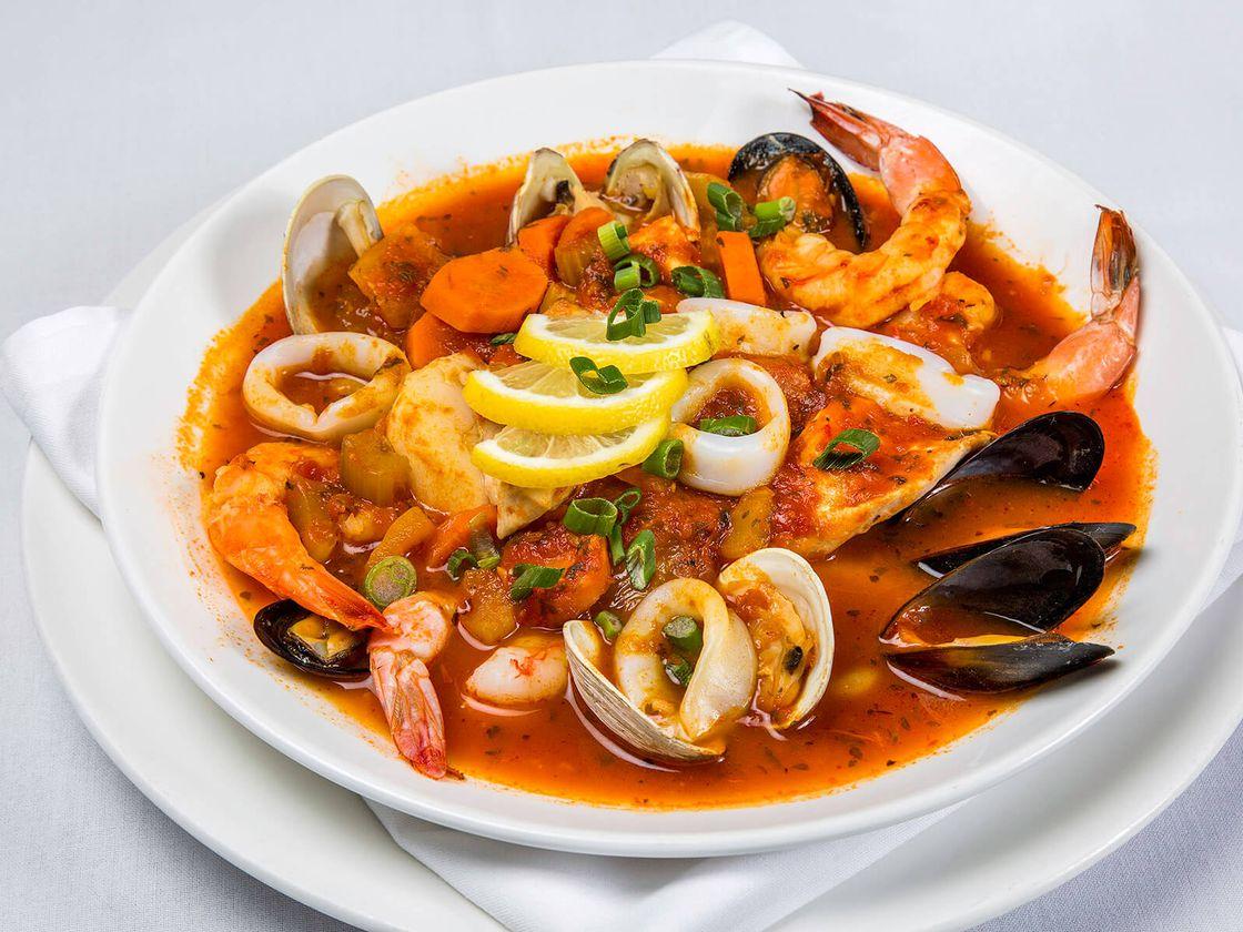 Суп буйабес рецепт с фото пошагово