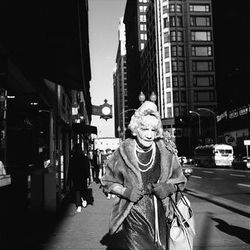 One of Vivian Maier's photographs