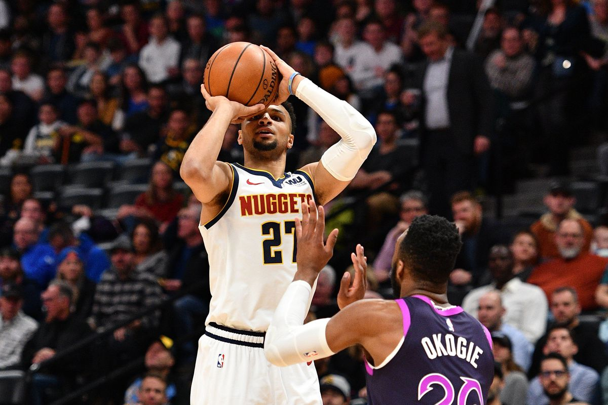 Highlights: Jamal Murray was cooking against the Timberwolves