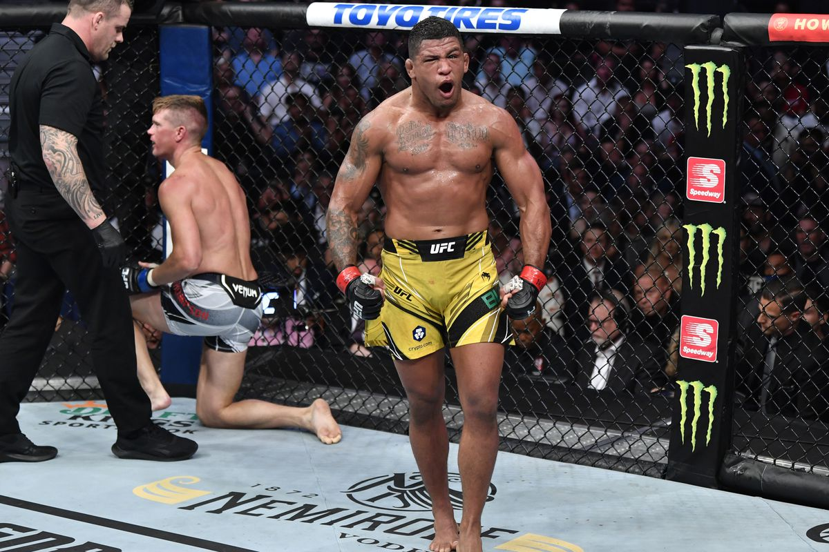 UFC 264: Burns v Thompson