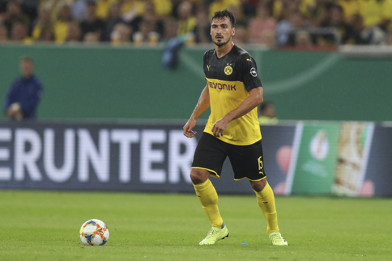 The Daily Bee (August 12th, 2019): Hummels talks winning mentality, DFB Cup recap and BVB win their last friendly