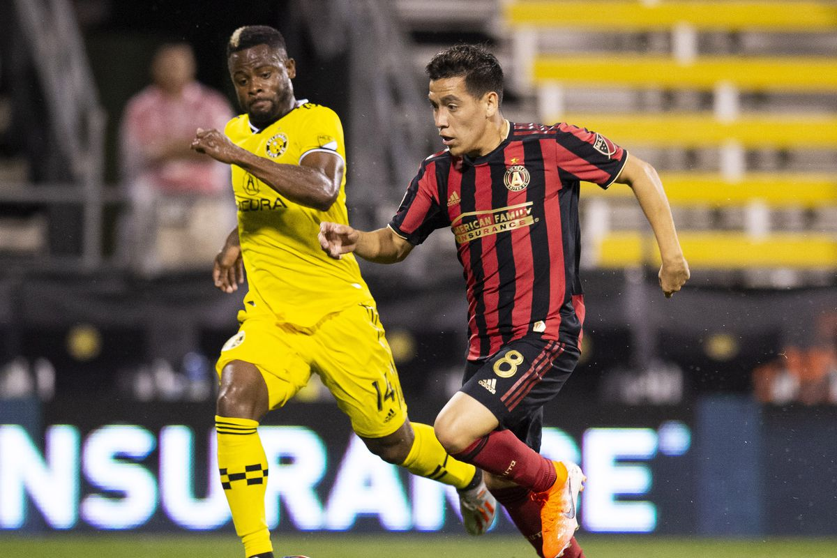 MLS: U.S. Open Cup-Atlanta United at Columbus Crew SC