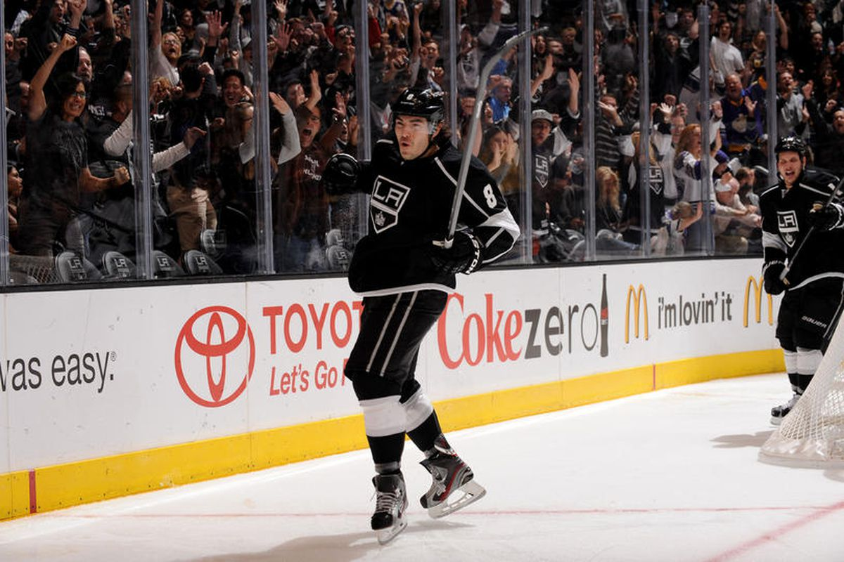 Drew Doughty is going to pump you up