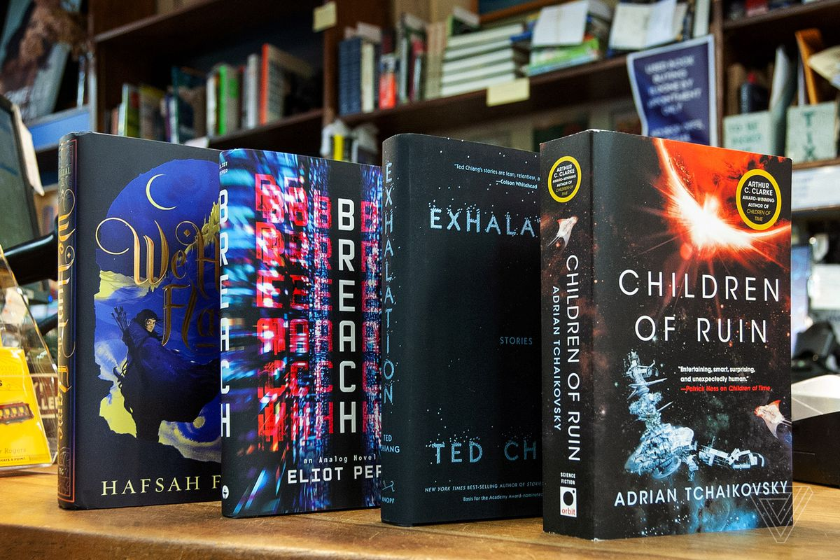 10 new science fiction and fantasy books to check out in May