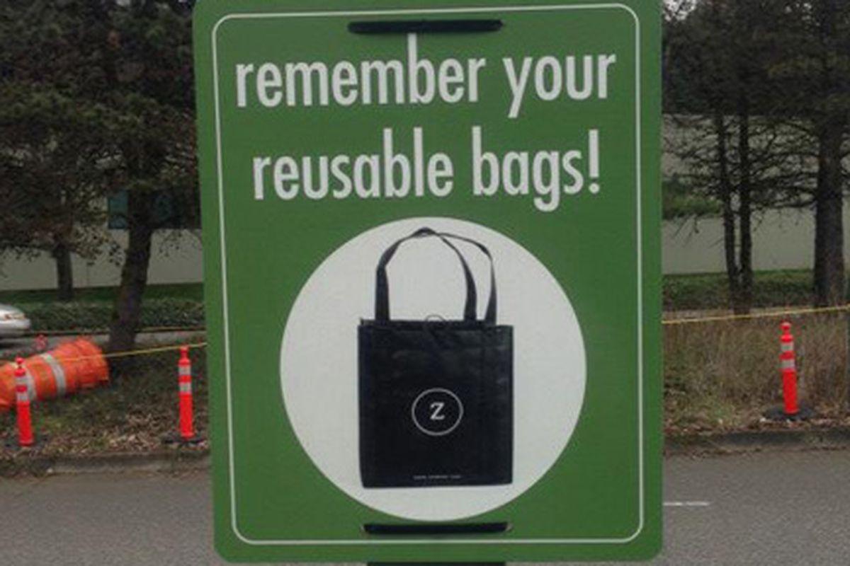 Image via Ban the Bag/Facebook