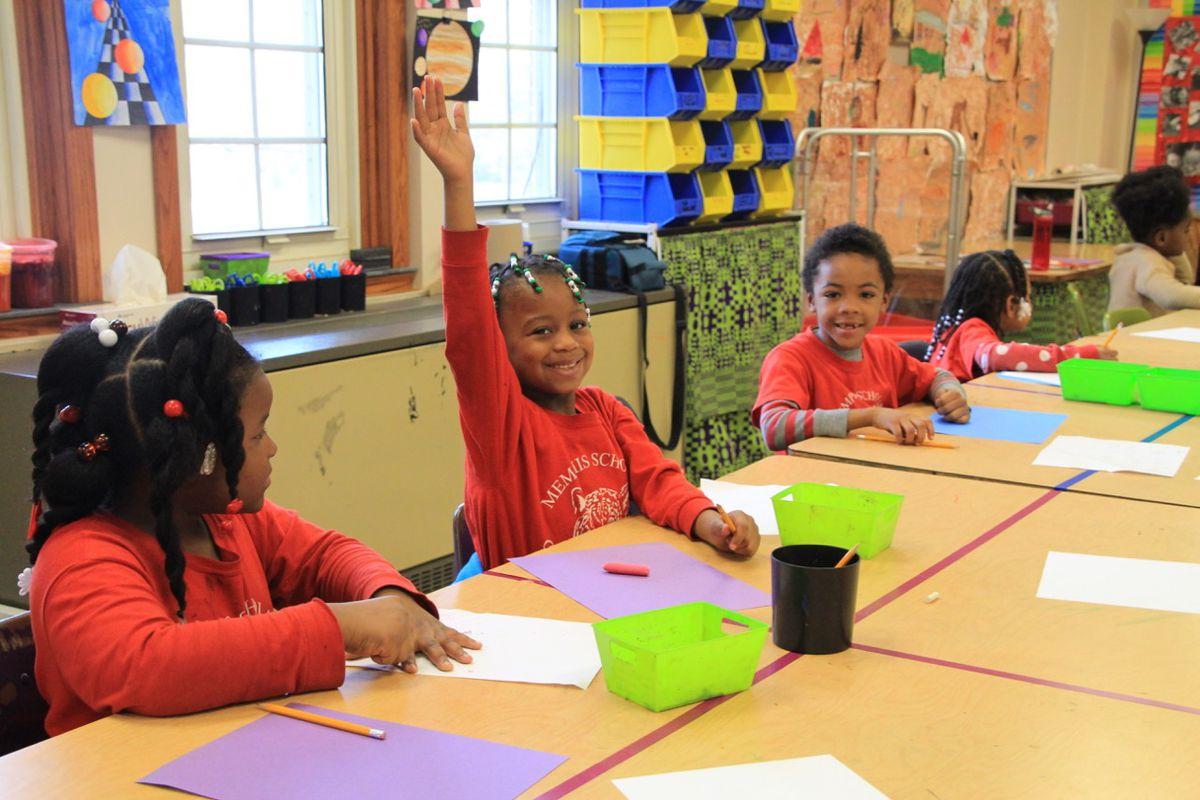 Memphis Scholars Caldwell-Guthrie Elementary School entered the state-run Achievement School District in 2016.
