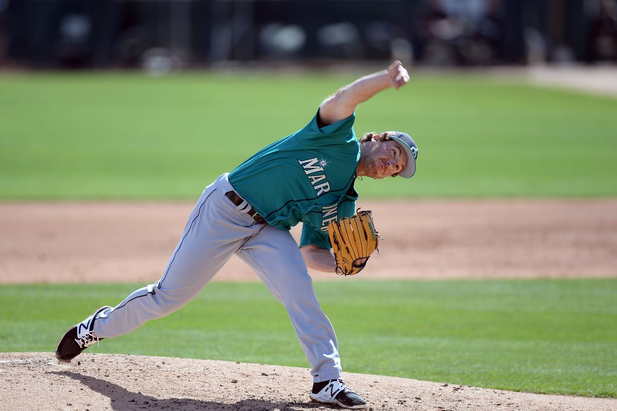 MLB: Spring Training-Seattle Mariners at Chicago White Sox