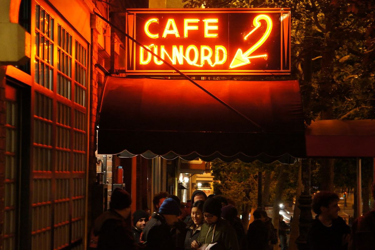 The Cafe du Nord, soon to be just Du Nord.