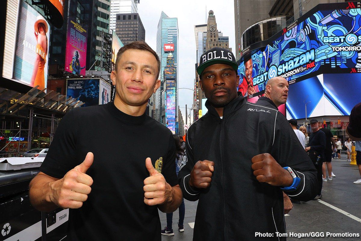 7b3d0875967 Golovkin vs Rolls preview: What's at stake, how they got here, and how the  fighters match up