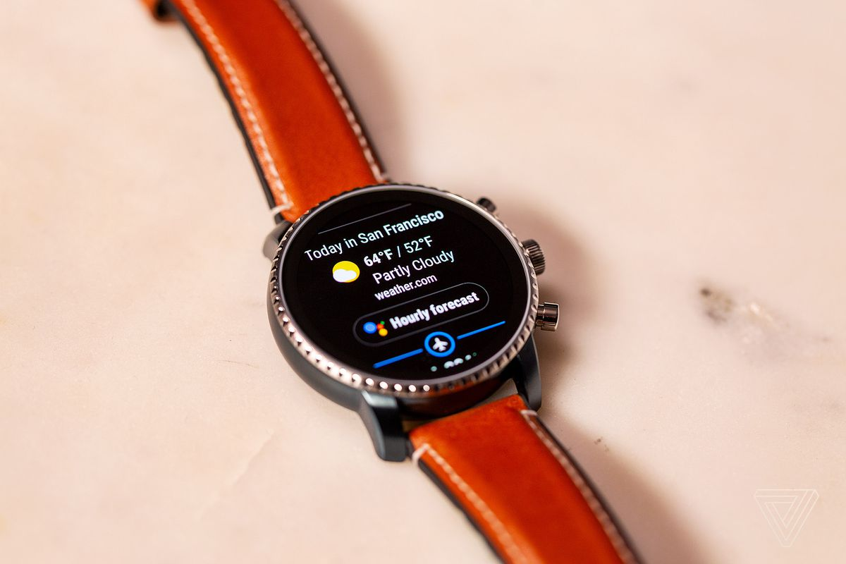 5f533049f I've been testing on two different Fossil-produced smartwatches: the Skagen  Falster 1 and the new Fossil Gen 4 Q Explorist HR. In both cases, I think  the ...
