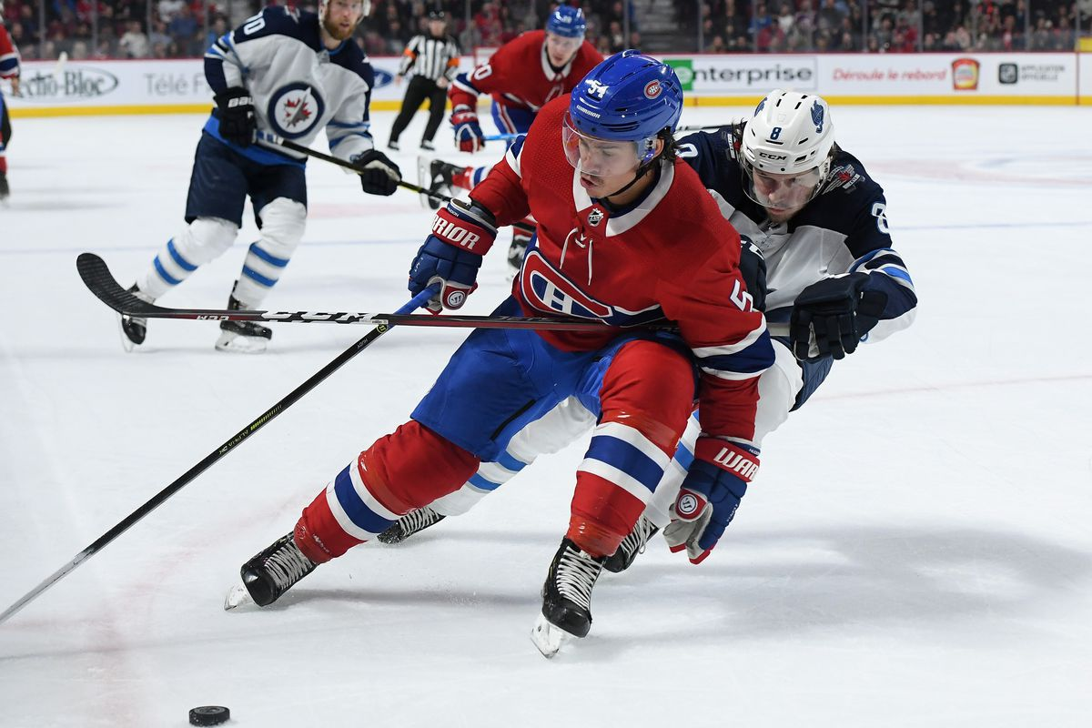 Charles Hudon signs one-year contract with Montreal Canadiens