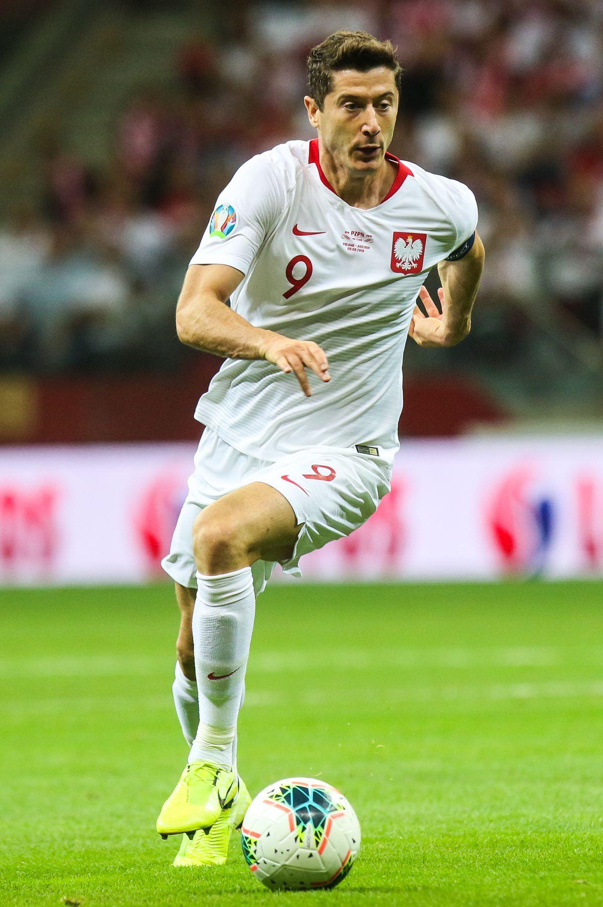 Poland v Austria - UEFA Euro 2020 Qualifier