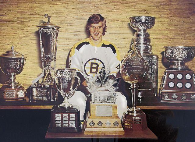 Bobby Orr Trophies