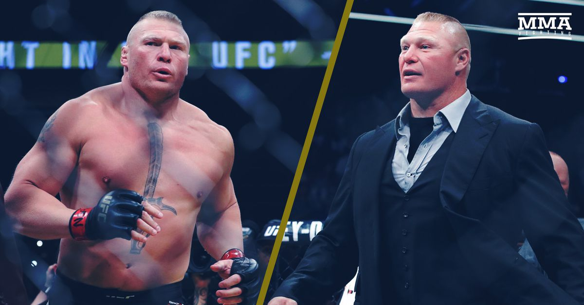The Great Divide: Will Brock Lesnar return to MMA?